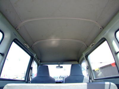 中古車 ミニキャブバン 天井