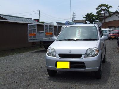 中古車 Kei 16