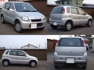 中古車 Kei 2
