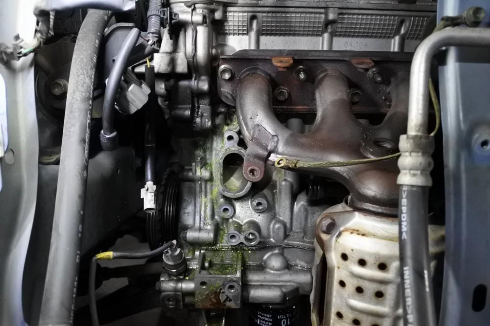 中古車 ワゴンR エンジン