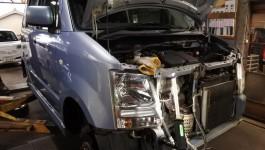 スズキ ワゴンR 納車整備