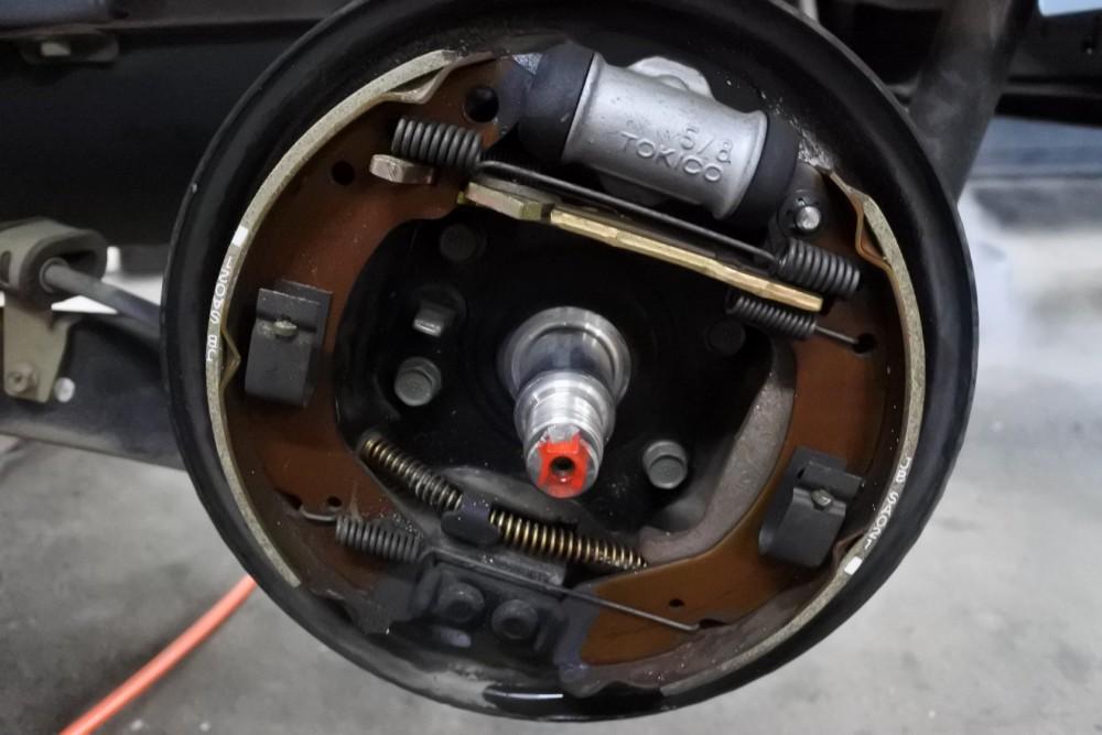 中古車 ワゴンR ブレーキ