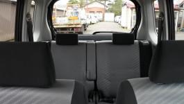 軽中古車 ワゴンR 黒