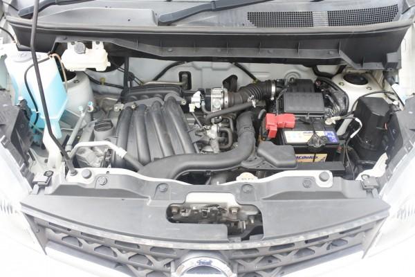NV200 中古車整備