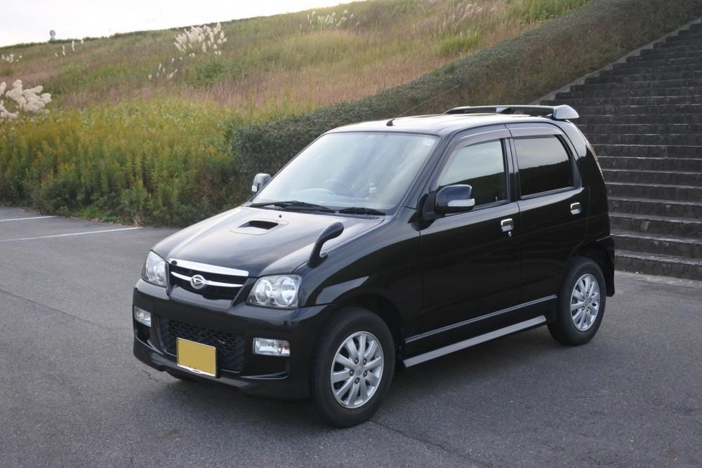 テリオスキッド 軽4WD 中古車注文