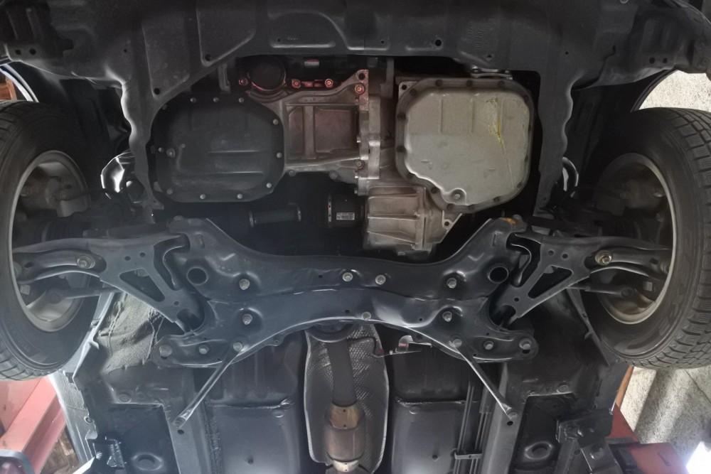 中古車注文 車体下 トヨタ シエンタダイス